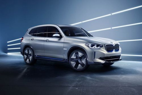 BMW Introduces Fully Electric Concept iX3 SUV