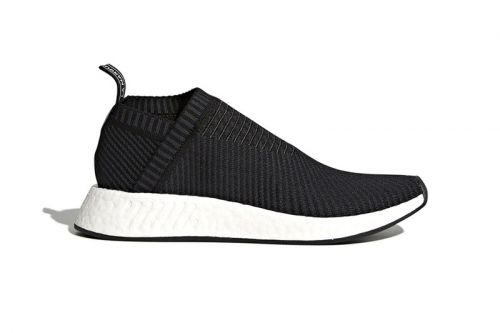 "Adidas's New ""Core Black"" NMD CS2 Drops Next Week"