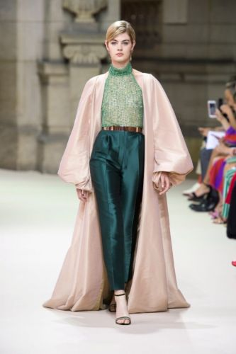 Galia Lahav Fall 2018-2019: Paris Fashion Week
