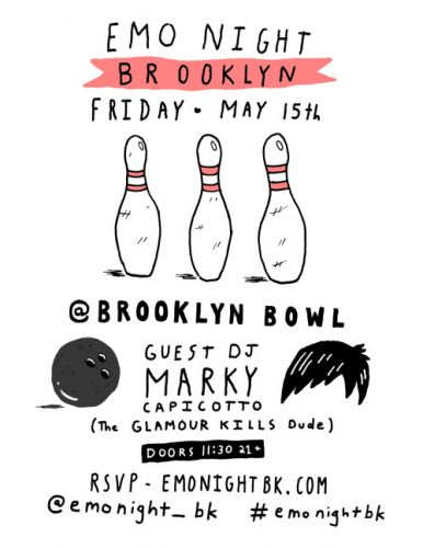 If you've in the NYC area make sure to checkout Brooklyn