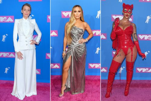 The best and worst dressed at the 2018 VMAs