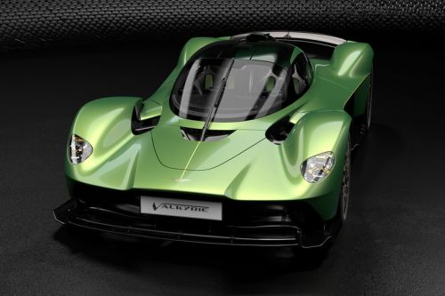 Aston Martin Puts Together an AMR Performance Track Pack for Its Valkyrie Hypercar