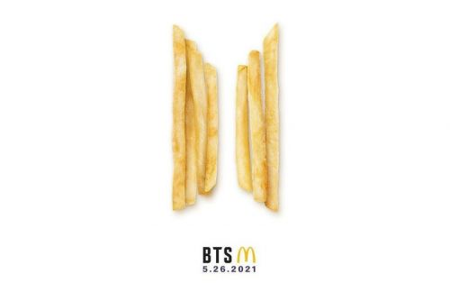 K-Pop Megastars BTS Tease Themed McDonald's Meal