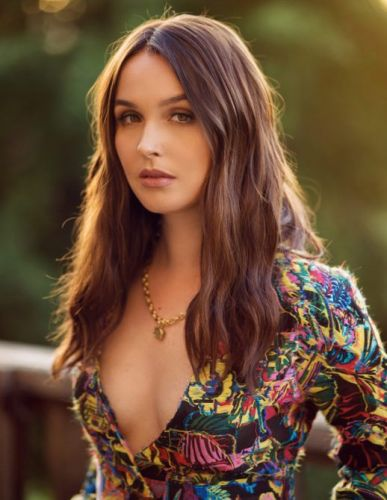 Grey's Anatomy's Camilla Luddington Would Play a 'Maid in the Background' on 'Bridgerton'