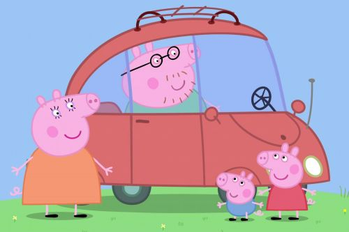 Parents say 'Peppa Pig' is causing their kids to speak with British accents
