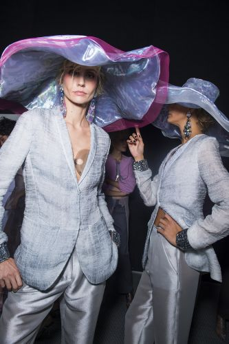 Giorgio Armani: Ready-To-Wear SS19