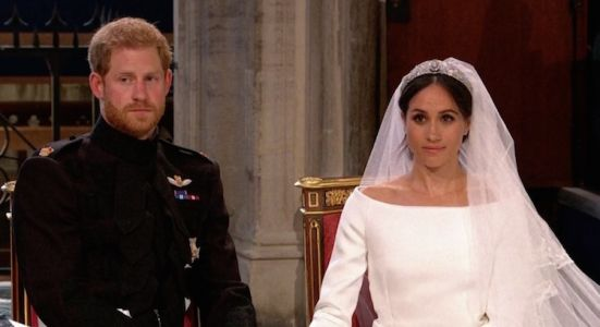 "Fans Are Dragging Meghan Markle for Having ""Messy Hair"" on Her Wedding Day"