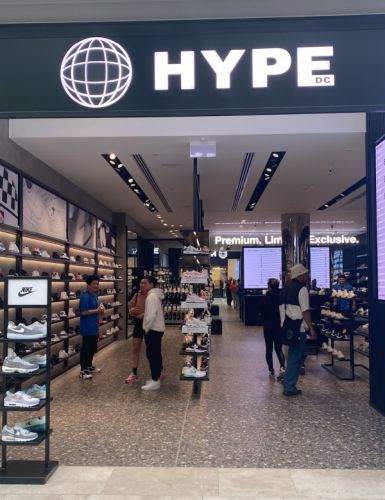 The Remix team picks their fave kicks from HYPE DC Sylvia Park