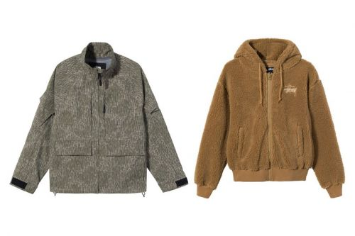 Stüssy's Latest Spring Delivery Encompasses Cozy Fleece and Dynamic Dyes