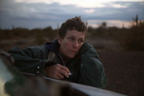 'Nomadland' won the Golden Globe, but it's not an Oscar sure thing