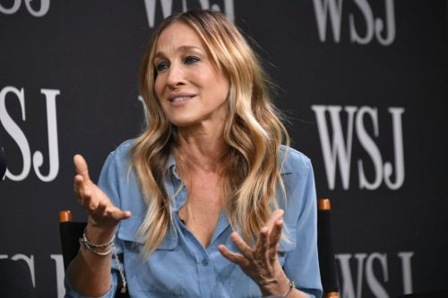Sarah Jessica Parker Spotted Without Wedding Ring - Is There Trouble With Matthew Broderick?
