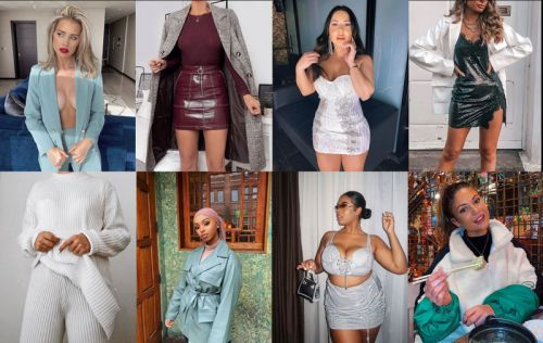 What our BoohooBabes wore this week