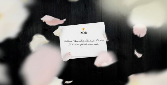 WATCH: livestream Dior's SS19 show here