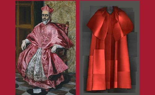 The Met's exhibition on catholicism and fashion opens on May 10th
