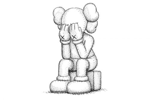 KAWS Reveals Sketches for Upcoming Union Collaboration