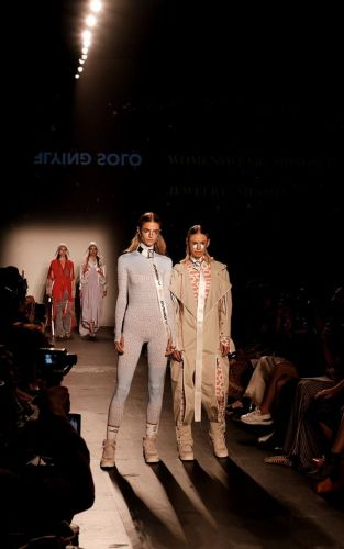Flying Solo Spring 2019: New York Fashion Week