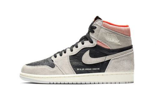 "Official Look at the Air Jordan 1 Retro High OG ""Neutral Grey"""