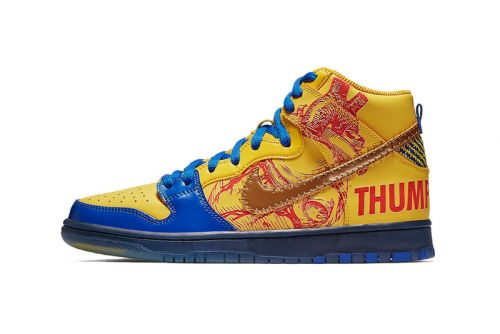 "2012's Nike SB Dunk High ""Doernbecher"" Will Also be Making a Comeback"