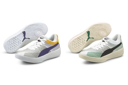 """PUMA Looks From Boston to LA With Clyde All-Pro """"Coast 2 Coast"""" Pack"""