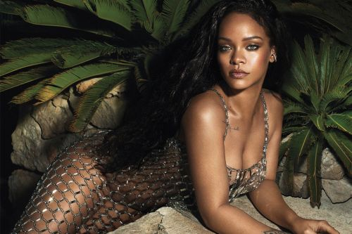 Rihanna Is Currently Working on Two New Albums