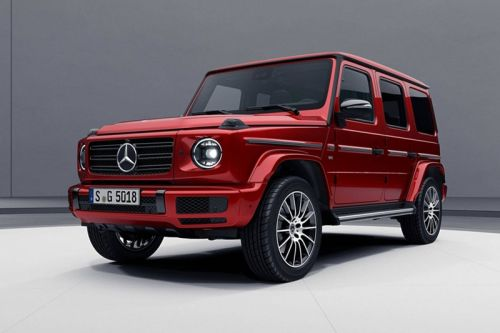 Mercedes-Benz Introduces the 2019 G-Class' Night Package