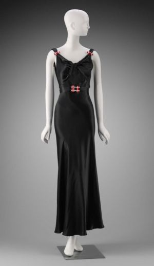 Evening Dress Louiseboulanger c.1935Museum of Fine Arts