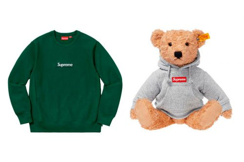 These May Be the Most Difficult Supreme FW18 Items to Cop