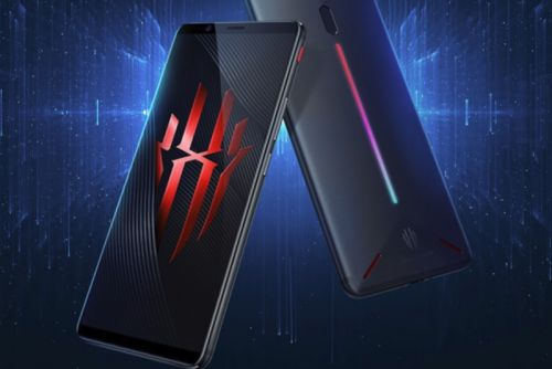 Nubia Is Set to Release First Gaming Phone With Built-In RGB Lighting