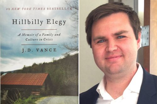 'Hillbilly Elegy' author J.D. Vance resigns after controversial tweets
