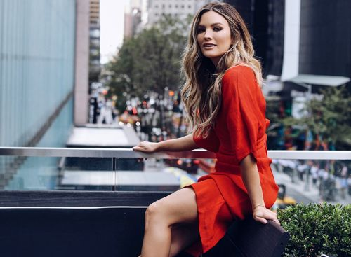 Bachelor Nation's Becca Tilley Shares Her Best Holiday Beauty Tips