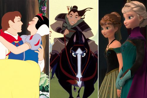 Ranking the Disney princesses from retro to woke