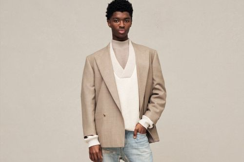 Fear of God's Seventh Collection Fall Drop Introduces Luxe Tonal Garments