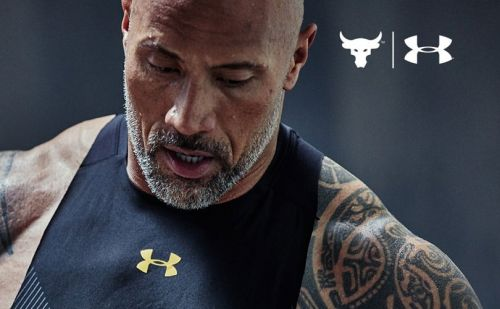 """Under Armour and Dwayne """"The Rock"""" Johnson top ranking of best endorsement deals"""