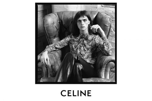"""Celine's SS20 Campaign Is a """"Portrait of a Performer"""""""