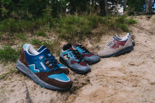 "Karhu Unveils Part Two of Its ""Outdoor"" Pack"