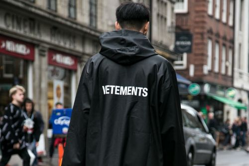 Vetements Set to Make Runway Return in January