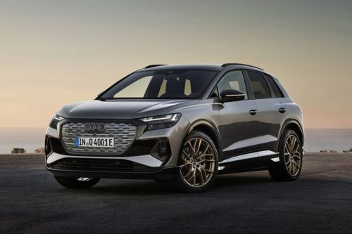 Audi Officially Unveils the Q4 e-tron Electric SUV