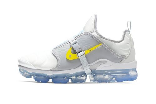"Nike's Air VaporMax Plus Receives a ""Paris Works in Progress"" Rework"