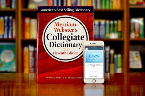 "Merriam-Webster Is Selling Its Definition of ""NFT"" as an NFT"
