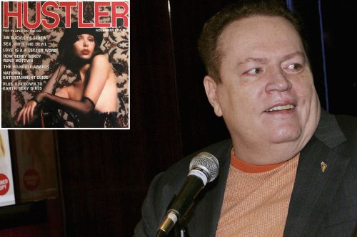 Larry Flynt's Hustler: The most controversial nude pics ever published