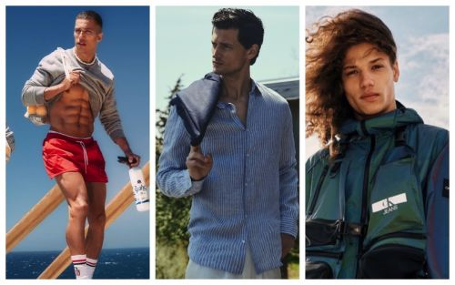 Week in Review: Dsquared2, Massimo Dutti, Calvin Klein + More