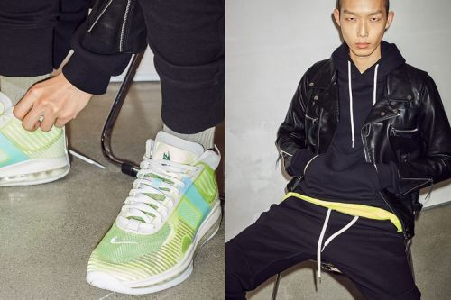 "EXCLUSIVE: John Elliott's Pre-Fall 2019 Lookbook Offers First Look at ""Volt"" LeBron Icon"