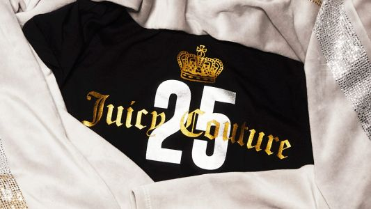 Juicy Couture Celebrates Its 25th Year In Business