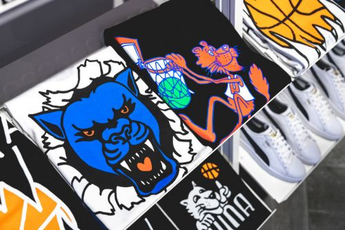 PUMA Basketball & Chinatown Market's New Collaboration Revolves Around Colorful Graphic Tees