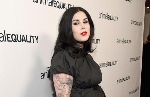 Kat Von D Reveals Her Struggle To Breastfeed In Emotional New Video Of Her Son Leafar