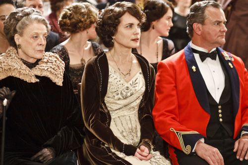 There's a key actress missing from the 'Downton Abbey' movie