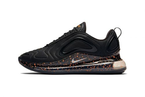 Nike Debuts UK-Exclusive Splatter Air Max 720