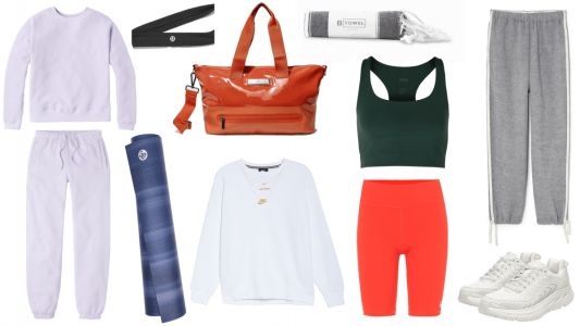 Fashionista Editors Reveal Their Athleisure Must-Haves for January