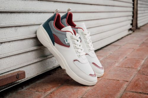 Lacoste Dips into the Archives for the Spring/Summer 2019 WildCard Sneaker