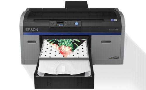 Epson launches direct-to-garment printer for polyester